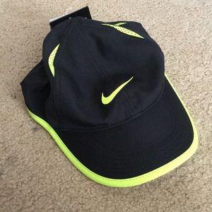 Neon Nike Hat